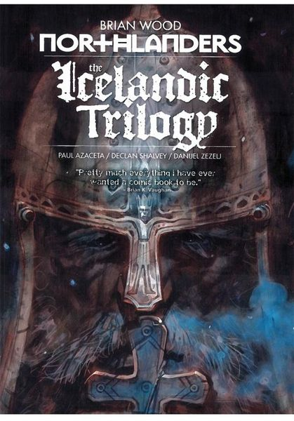Northlanders Vol. 7: The Icelandic Trilogy darkness follows the broken trilogy book 2