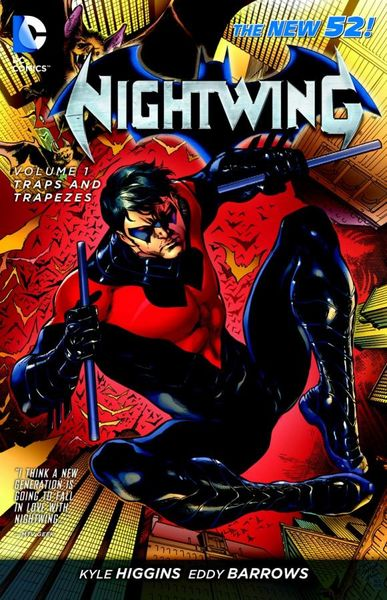 Nightwing Vol. 1: Traps and Trapezes (The New 52) wisher vol 1 nigel