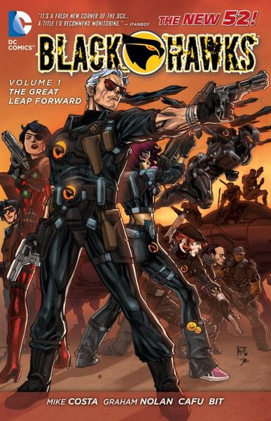 Blackhawks Vol. 1: The Great Leap Forward (The New 52) xiii vol 20 the bait