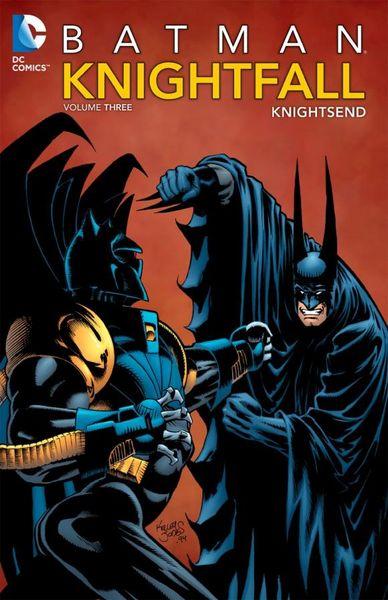 Batman: Knightfall: Volume 3: Knightsend driven to distraction