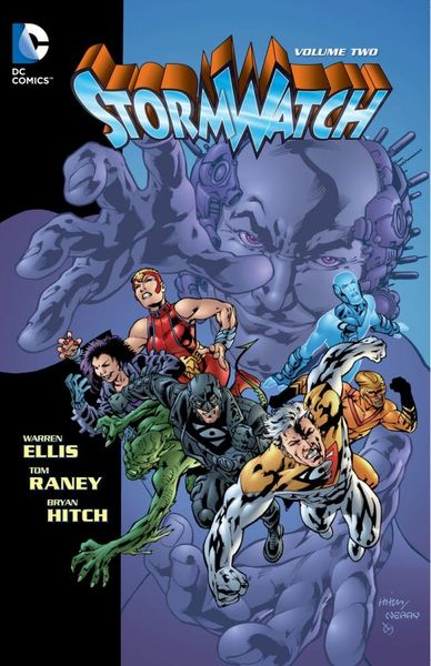 Stormwatch Vol. 2 stormwatch vol 2 enemies of earth the new 52