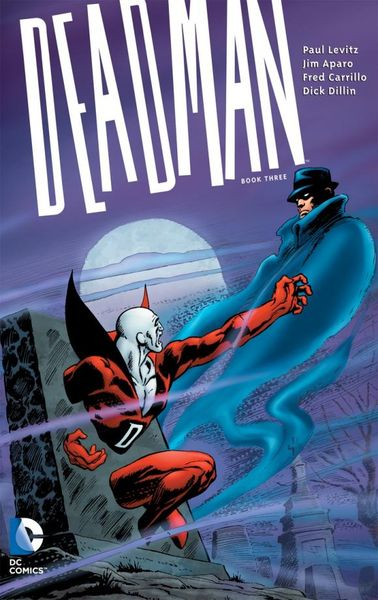 Deadman Book Three deadman book two