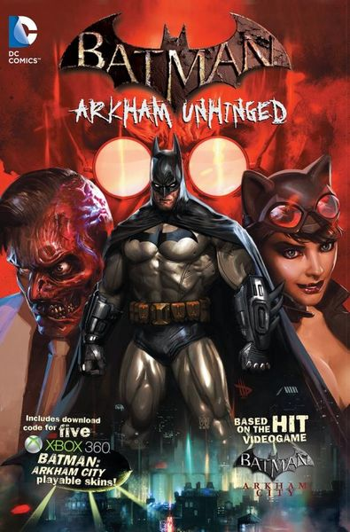 Batman: Arkham Unhinged batman arkham clayface