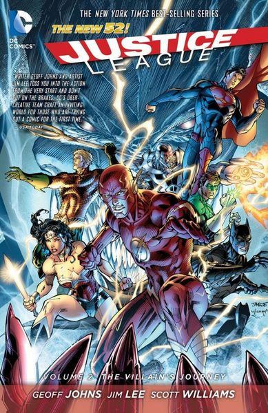 Justice League Vol. 2: The Villain's Journey (The New 52) restorative justice for juveniles