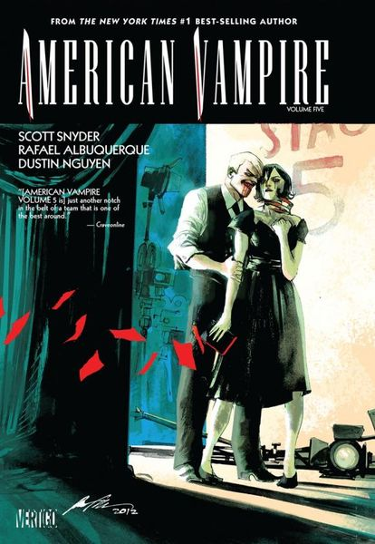 American Vampire: Volume 5 vampire hunter d volume 8 mysterious journey to the north sea part two
