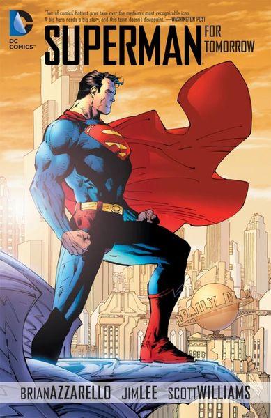 Superman: For Tomorrow azzarello brian sm for tomorrow