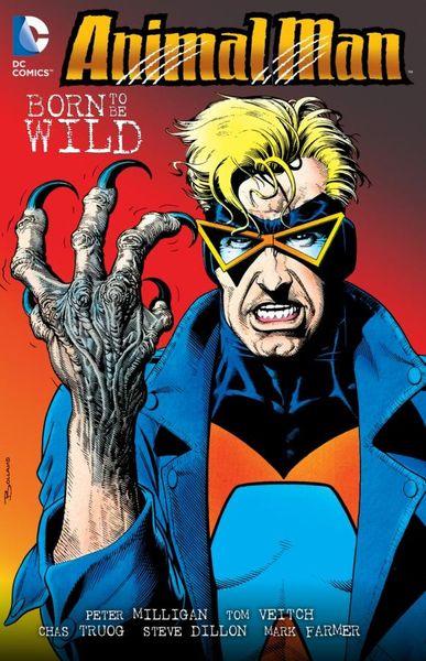 Animal Man Vol. 4: Born to be Wild купальник animal animal an026ewshx63