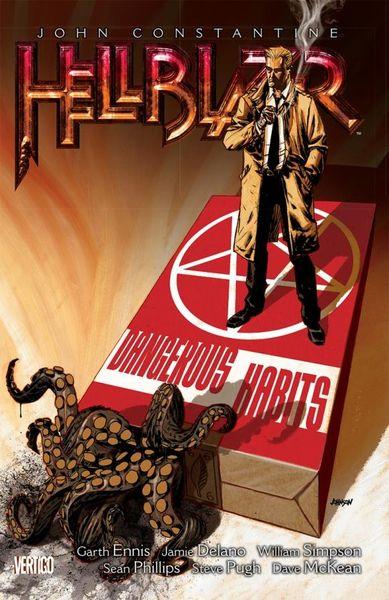 John Constantine: Hellblazer Volume 5: Dangerous Habits constantine the hellblazer vol 2 the art of the deal