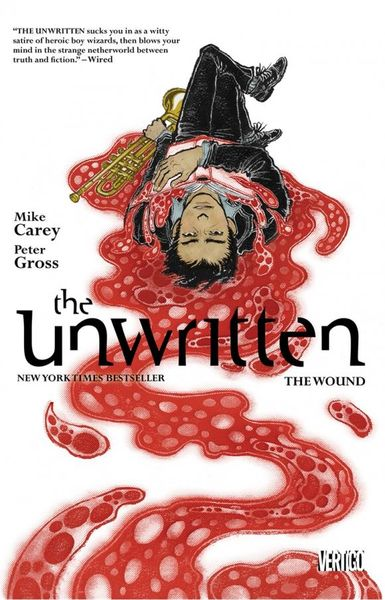 The Unwritten Vol. 7: The Wound купить
