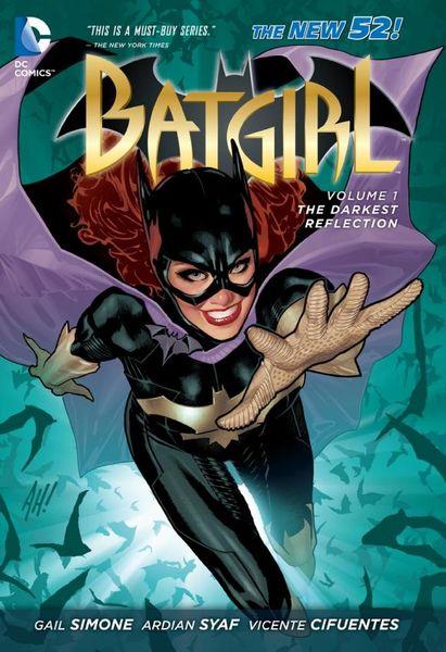 Batgirl: Volume 1: The Darkest Reflection simone gail the movement vol 1