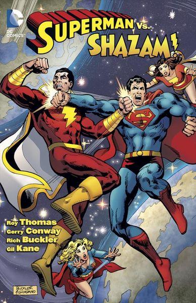 Superman Vs. Shazam! superman vs zod