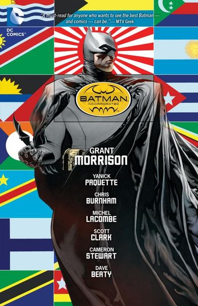 Batman Incorporated: Volume 1: Deluxe the little book of batman