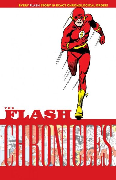 The Flash Chronicles Vol. 4 kenya vol 4