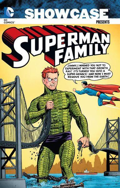 Showcase Presents: Superman Family Vol. 4 lobdell scott superman vol 4