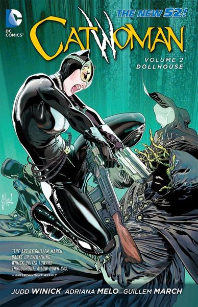 Catwoman Vol. 2: Dollhouse (The New 52) all new inhumans vol 2 skyspears