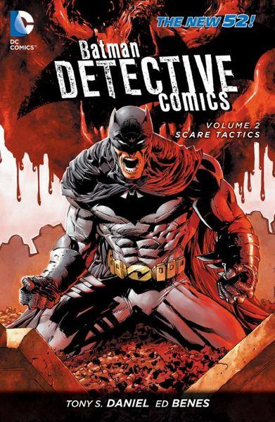 Batman: Detective Comics Vol. 2: Scare Tactics (The New 52) marvel comics silk vol 1