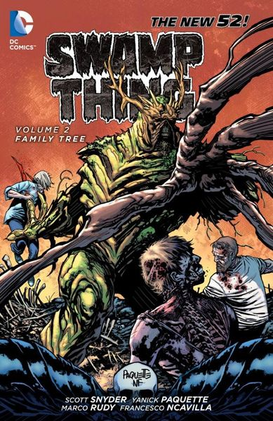 Swamp Thing: Volume 2: Family Tree saga of the swamp thing book four