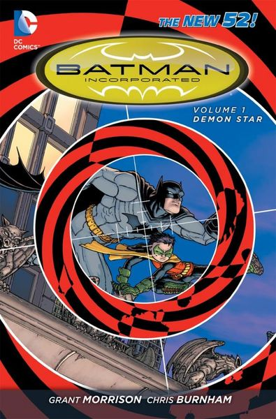 Batman Incorporated Vol. 1: Demon Star (The New 52) batman the golden age vol 4