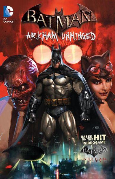 Batman: Arkham Unhinged Vol. 1 batman arkham clayface