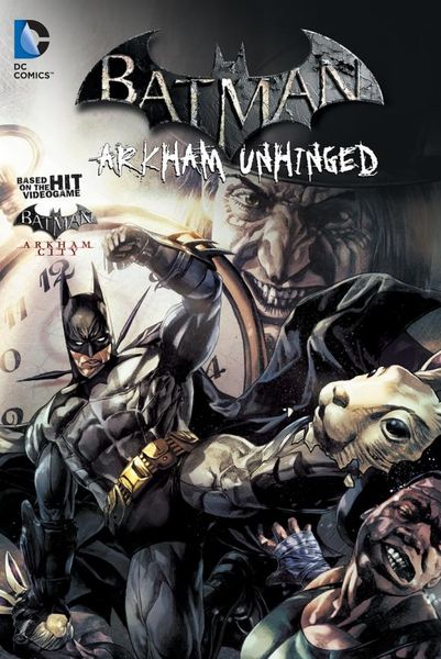 Batman: Arkham Unhinged Vol. 2 batman the golden age vol 4