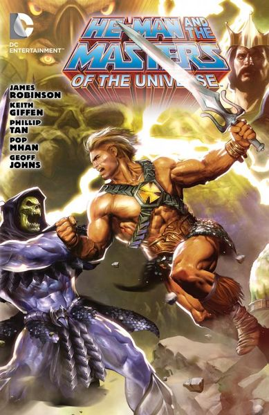 He-Man and the Masters of the Universe Vol. 1 masters of the universe
