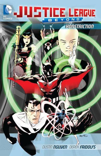 Justice League Beyond: Konstriction