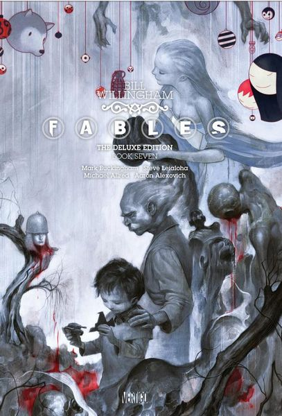 Fables: The Deluxe Edition Book Seven fables volume 5 the mean seasons