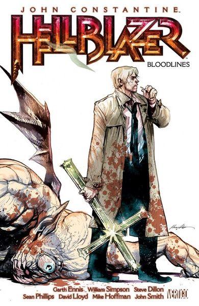 John Constantine, Hellblazer Vol. 6: Bloodlines john constantine hellblazer vol 6 bloodlines