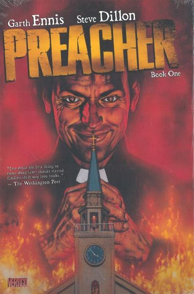 Preacher Book One the bridge the bridge 04394579 5b