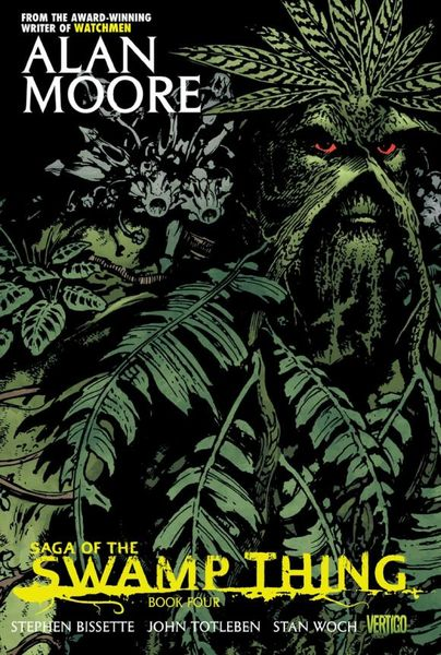 Saga of the Swamp Thing Book Four guin saga manga book two