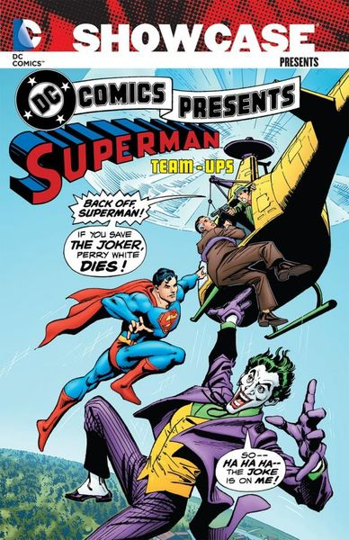 Showcase Presents: Superman Team-Ups: Volume 2