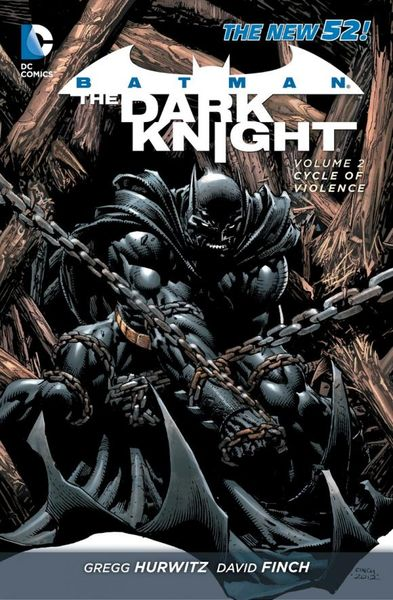 Batman: The Dark Knight Vol. 2: Cycle of Violence (The New 52) batman the golden age vol 4