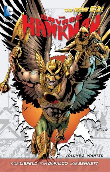 The Savage Hawkman Vol. 2: Wanted (The New 52) givenchy eaudemoiselle eau fraiche