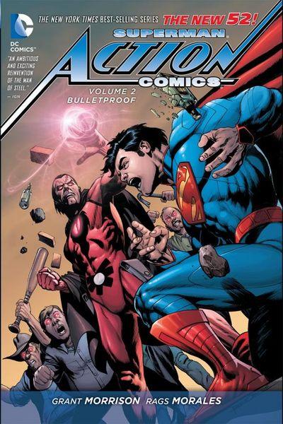 Superman - Action Comics Vol. 2: Bulletproof (The New 52) greg pak superman action comics volume 5 what lies beneath