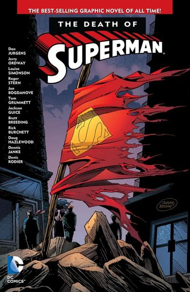 Death of Superman (New Edition) good angel of death