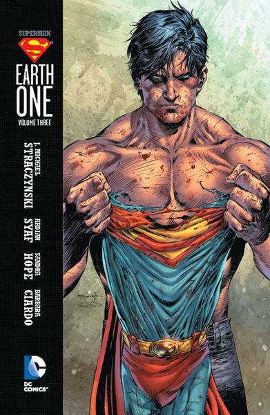 Superman: Earth One Vol. 3 kenya vol 3 aberrations