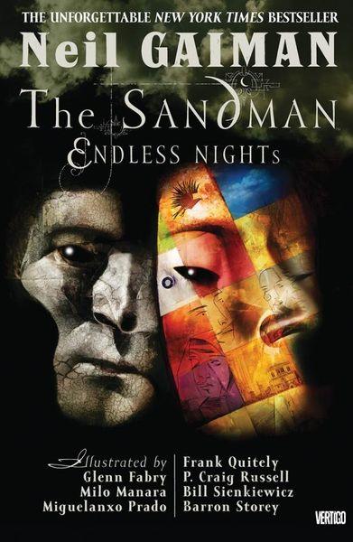 Sandman: Endless Nights - new edition