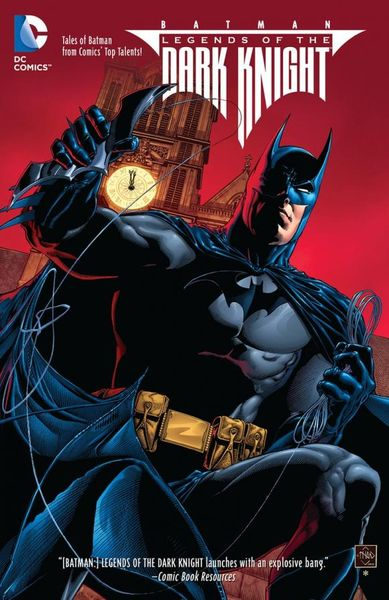 Batman: Legends of the Dark Knight: Volume 1 batman 66 volume 4