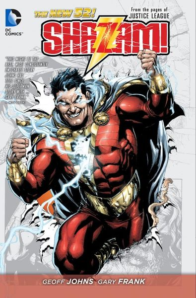 Shazam! Vol. 1 (The New 52) keith giffen threshold vol 1 the hunted the new 52