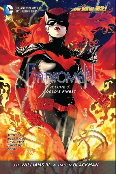 Batwoman Vol. 3: World's Finest (The New 52) the punisher vol 3