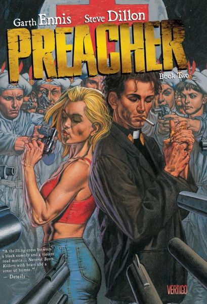 Preacher Book Two vampire hunter d volume 8 mysterious journey to the north sea part two