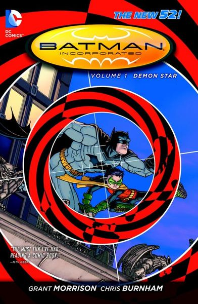 Batman Incorporated: Volume 1: Demon Star batman 66 volume 4
