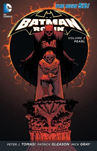 Batman and Robin Vol. 2: Pearl (The New 52) sturman 8x21