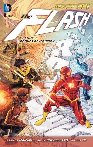 The Flash Vol. 2: Rogues Revolution (The New 52) edwards eve the rogues princess