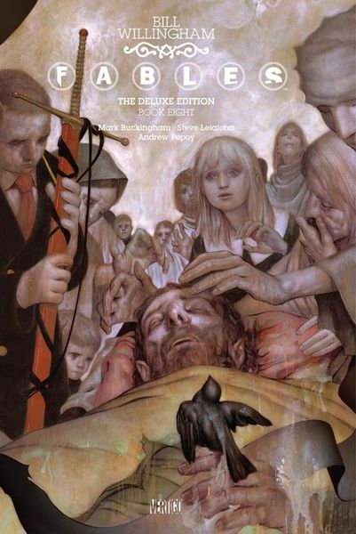 Fables: The Deluxe Edition Book Eight fables volume 5 the mean seasons