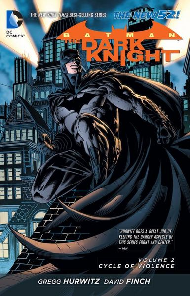 Batman: The Dark Knight Vol. 2: Cycle of Violence (The New 52) batman detective comics vol 3 emperor penguin the new 52