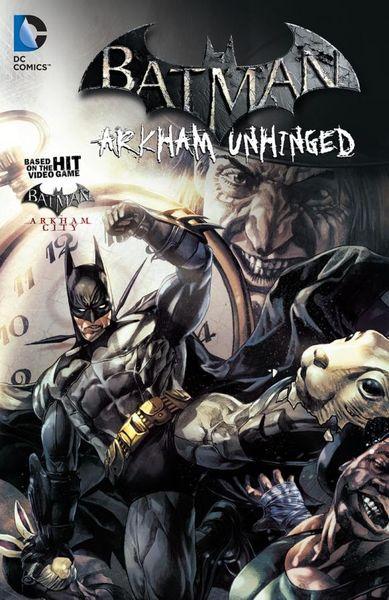 Batman: Arkham Unhinged Vol. 2 batman arkham clayface