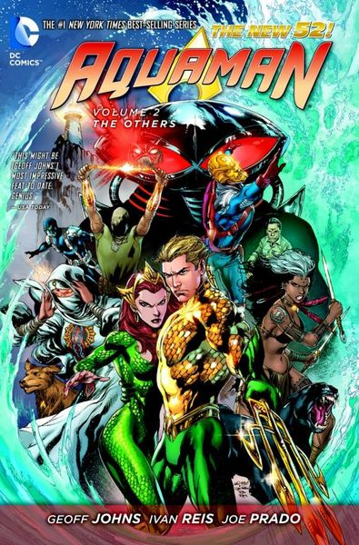 Aquaman Vol. 2: The Others (The New 52) johns geoff aquaman vol 02 others