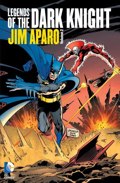 Legends of the Dark Knight: Jim Aparo Vol. 2 jim aparo legends of the dark knight jim aparo vol 2