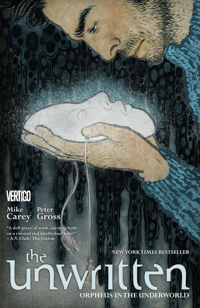The Unwritten Vol. 8: Orpheus in the Underworlds xiii vol 20 the bait